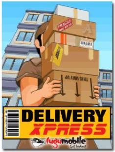 بازی موبایل جاوا -Deliver Xpress